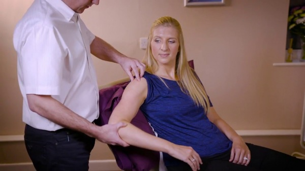 Olympic Athlete Rebecca Adlington, discusses acupuncture for chronic pain relief