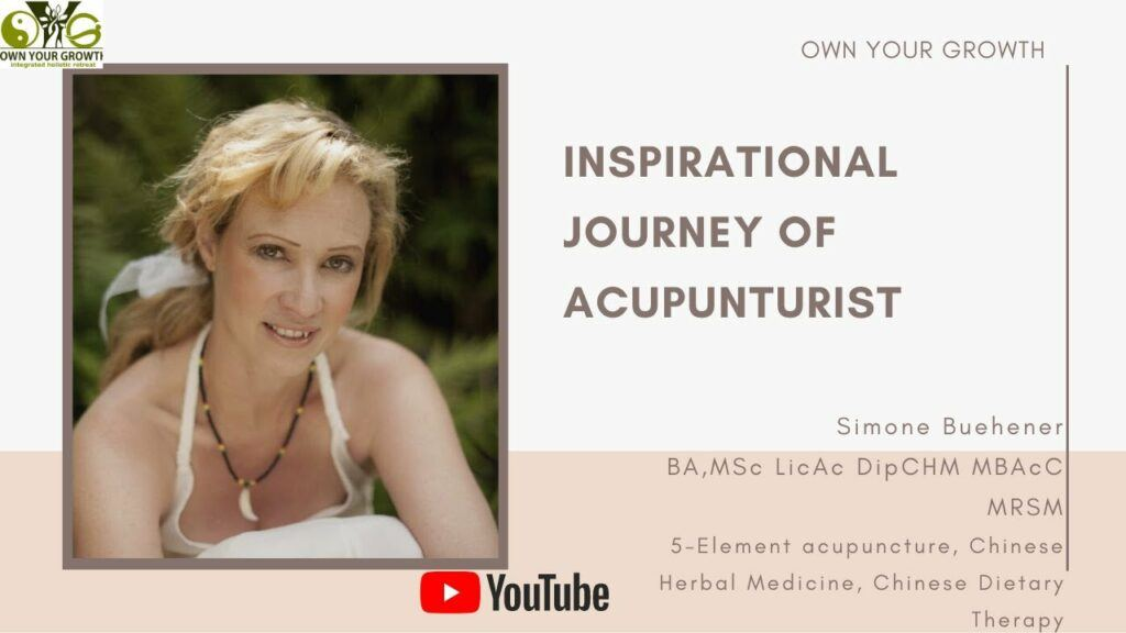 Own Your Growth Interview with Simone Buehner