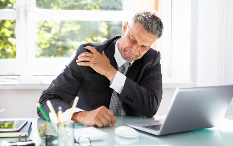 upper back pain natural treatments