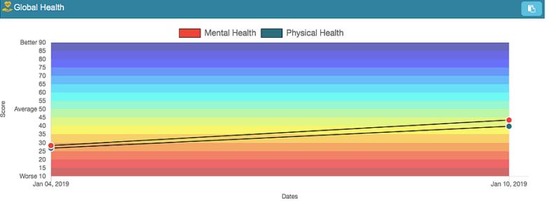 WHO Global Health Score